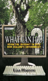 What Can I Do? by Lisa Harrow image
