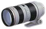 Canon 20D Lens EF70-200F2.8L USM without Image Stabilisation