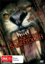 Attack Of The Sabretooth on DVD