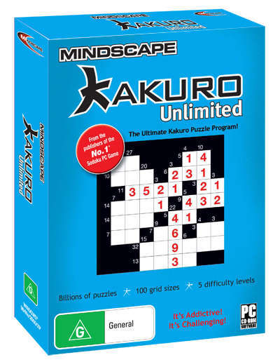 Kakuro Unlimited for PC Games