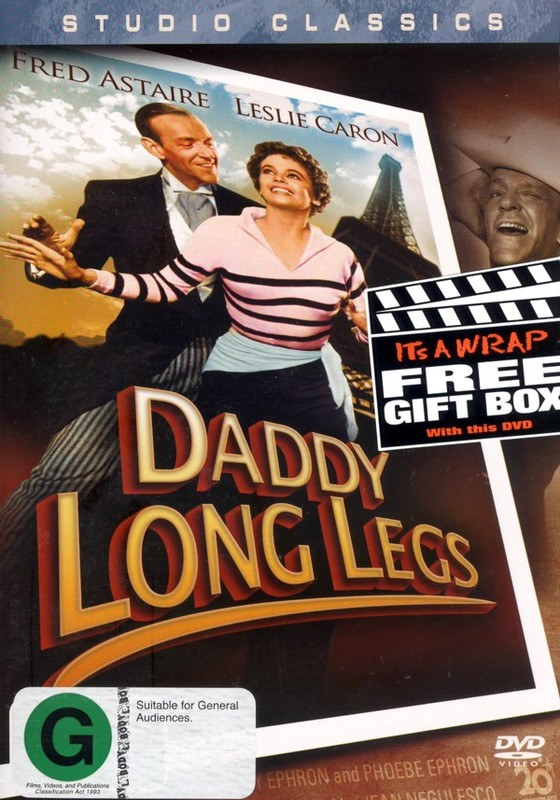 Daddy Long Legs on DVD