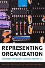 Representing Organization by Simon Lilley