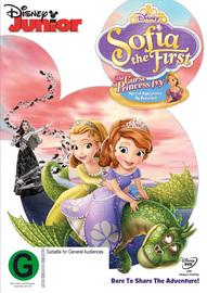 Sofia The First: Curse Of The Princess Ivy DVD
