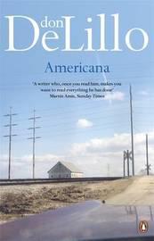 Americana by Don DeLillo image