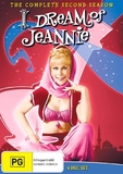 I Dream of Jeannie (Season 2) on DVD