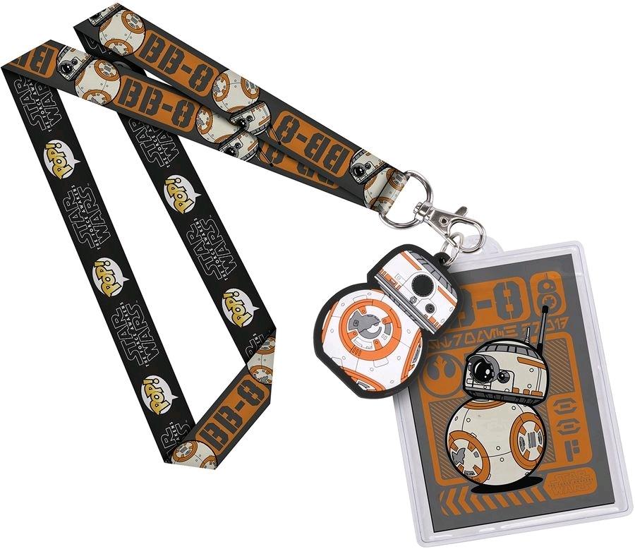 Star Wars: BB-8 - Pop! Lanyard image