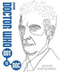 Doctor Who Dot-To-Doc by Price Stern Sloan