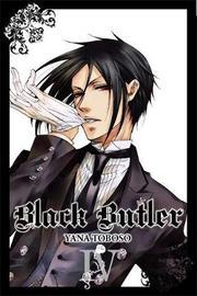 Black Butler: v. 4 by Yana Toboso