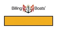 Billing Boats: Acrylic Paint - Trainer Yellow (22ml)