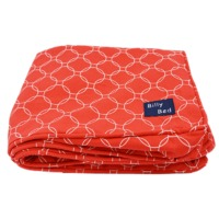 Billy Beds Betthoven Bed Cover - Red (Small)