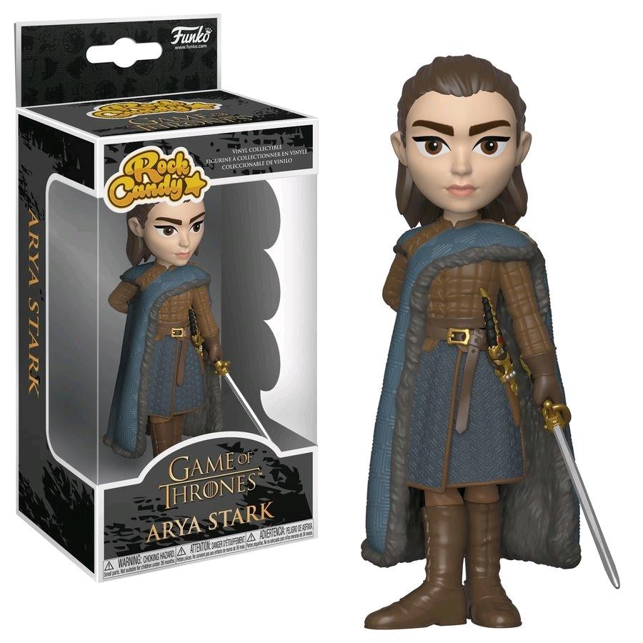 Game of Thrones - Arya Stark Rock Candy Vinyl Figure image