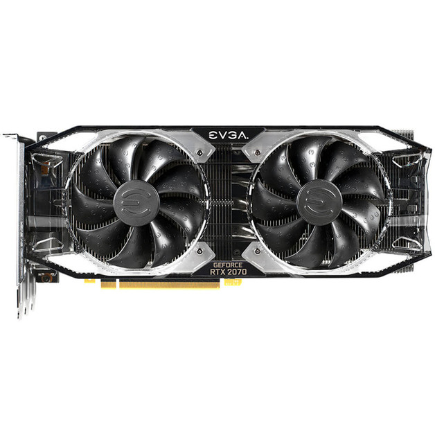 EVGA GeForce RTX 2070 XC Ultra 8GB GDDR6 Gaming Graphics Card