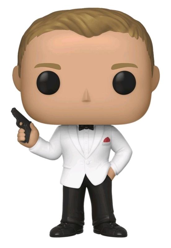 James Bond: Daniel Craig (Spectre) - Pop! Vinyl Figure