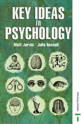 Key Ideas in Psychology by Julia Russell image