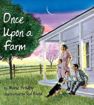 Once Upon a Farm by Marie Bradby image