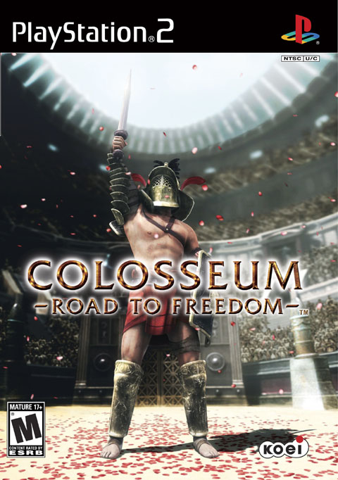 Colosseum: Road to Freedom for PS2 image