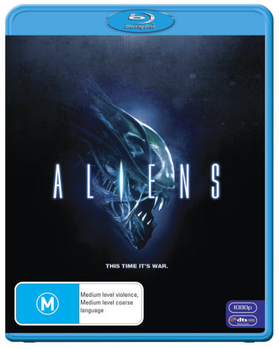 Aliens on Blu-ray image