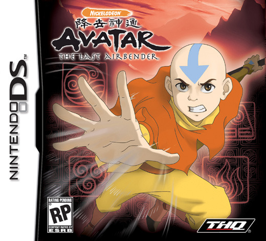 Avatar: The Legend of Aang for Nintendo DS