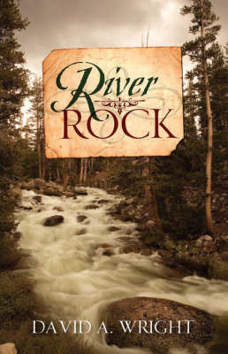River Rock by David A. Wright