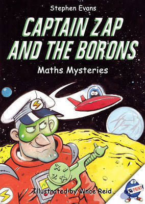 Captain Zap and the Borons by Stephen Evans