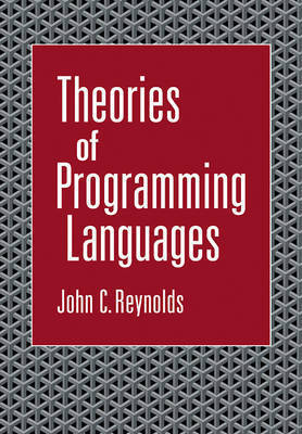 Theories of Programming Languages by John C Reynolds