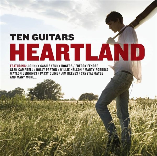 Ten Guitars: Heartland by Various