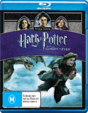Harry Potter And The Goblet Of Fire on Blu-ray