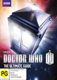 Doctor Who: The Ultimate Guide on DVD