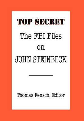 The FBI Files on John Steinbeck image