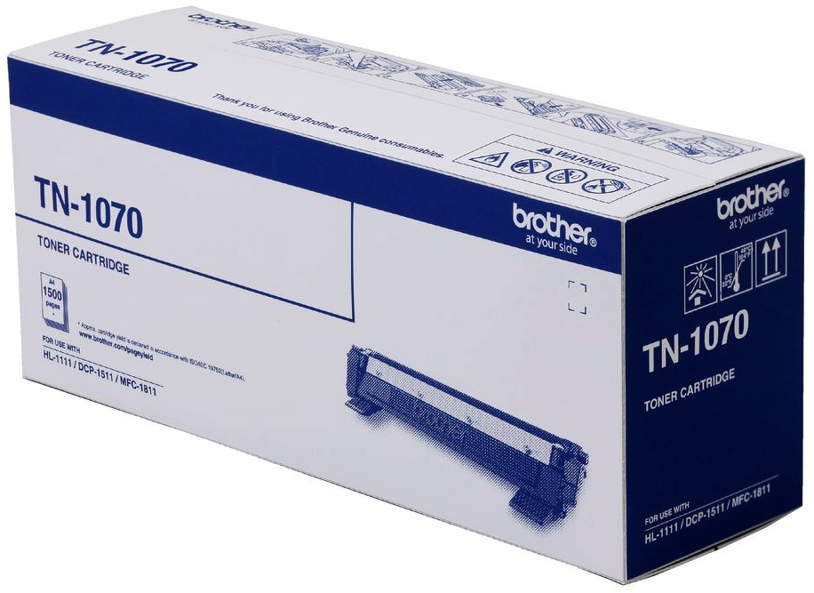 Brother TN-1070 Black Toner image