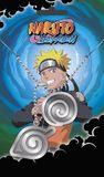 Naruto Shippuden: Dog Tags with Ball Chain - Leaf & Logo