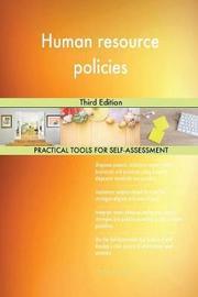 Human Resource Policies Third Edition by Gerardus Blokdyk image