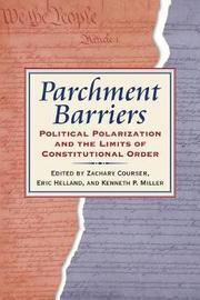 Parchment Barriers image