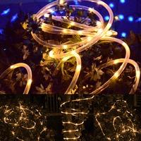 Solar Tube Lights - Copper (50 LED)