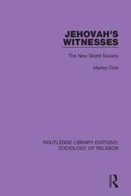 Jehovah's Witnesses by Marley Cole