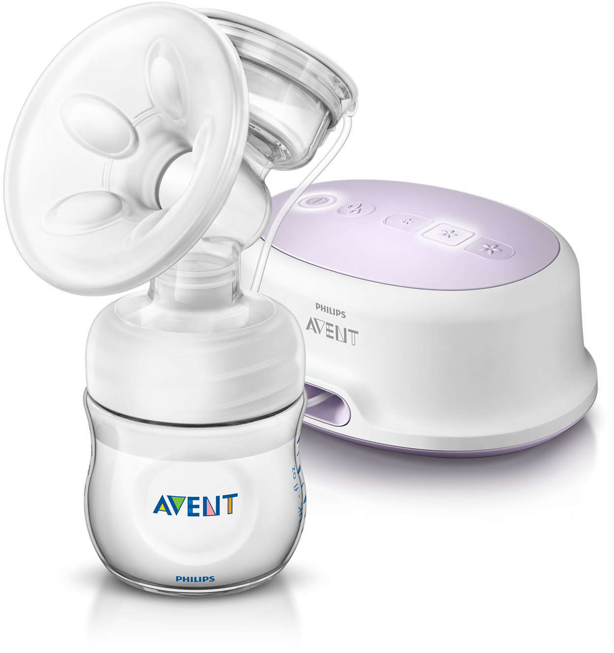 Philips Avent Comfort Single Electric Breast Pump image