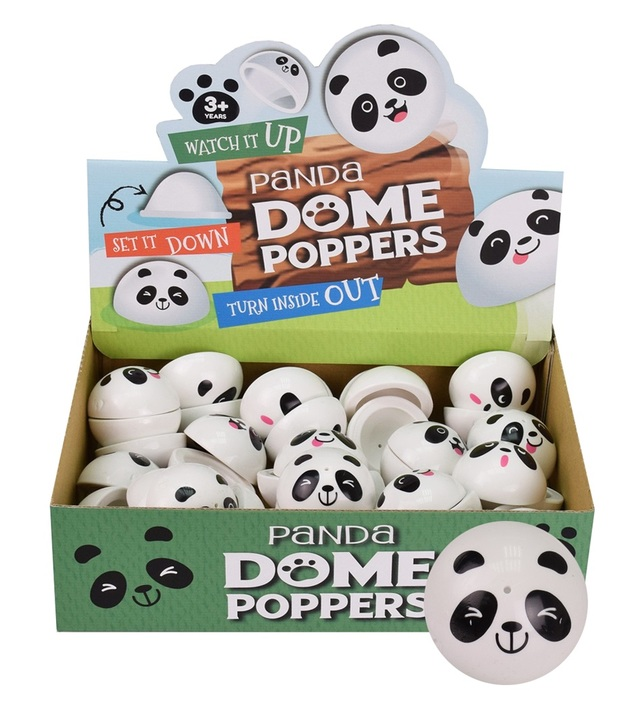 Fun Impulse: Dome Popper Panda - (45mm)