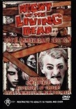 Night Of The Living Dead (1968) on DVD