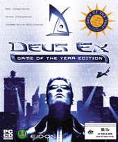 Deus Ex  (Best Seller) R16+ for PC Games