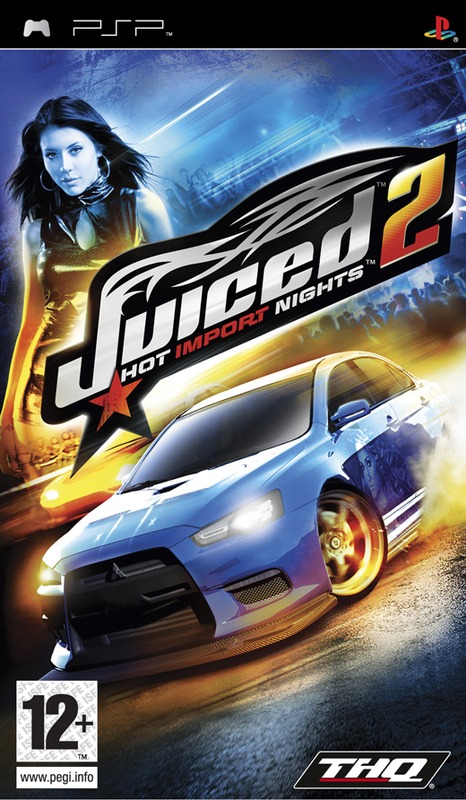 Juiced 2: Hot Import Nights (Essentials) for PSP