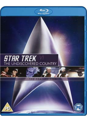 Star Trek VI: The Undiscovered Country - The Feature Film on Blu-ray