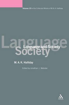 Language and Society by M.A.K. Halliday