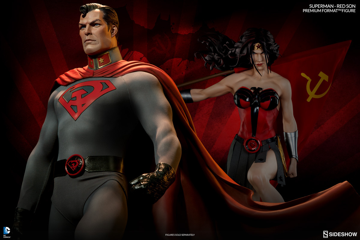 Superman – Red Son Premium Format Figure image