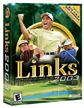 Links 2003 for PC Games