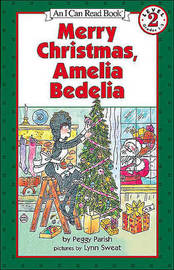 Merry Christmas, Amelia Bedelia by Peggy Parish image