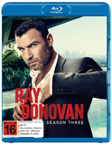 Ray Donovan - Season Three on Blu-ray