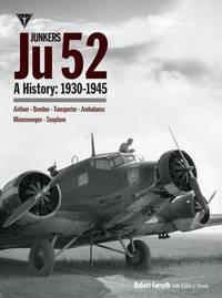 Junkers Ju52 by Robert Forsyth