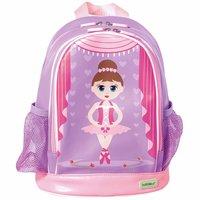 BobbleArt Large Backpack - Ballerina