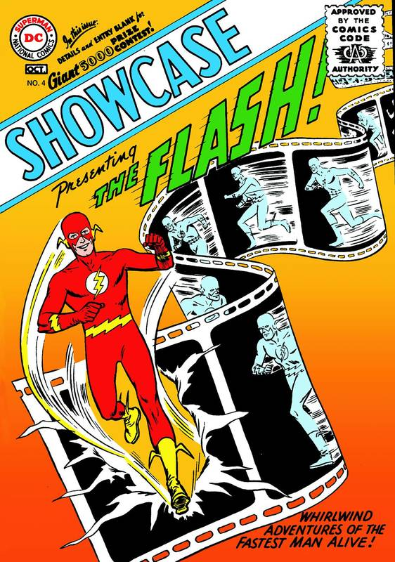 The Flash: A Celebration of 75 years by Geoff Johns