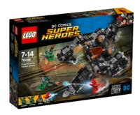 LEGO Super Heroes: Knightcrawler Tunnel Attack (76086)